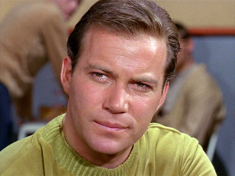 3. William Shatner