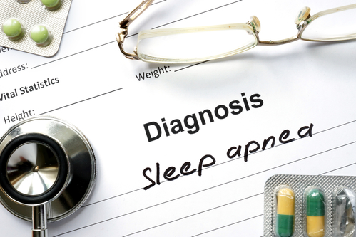 how to diagnose sleep apnea