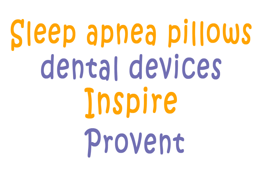 sleep apnea devices