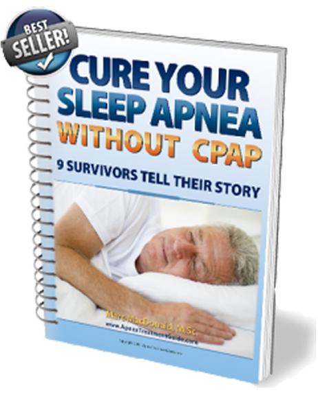 New Guide Cure Your Sleep Apnea Without CPAP | Apnea Treatment Center