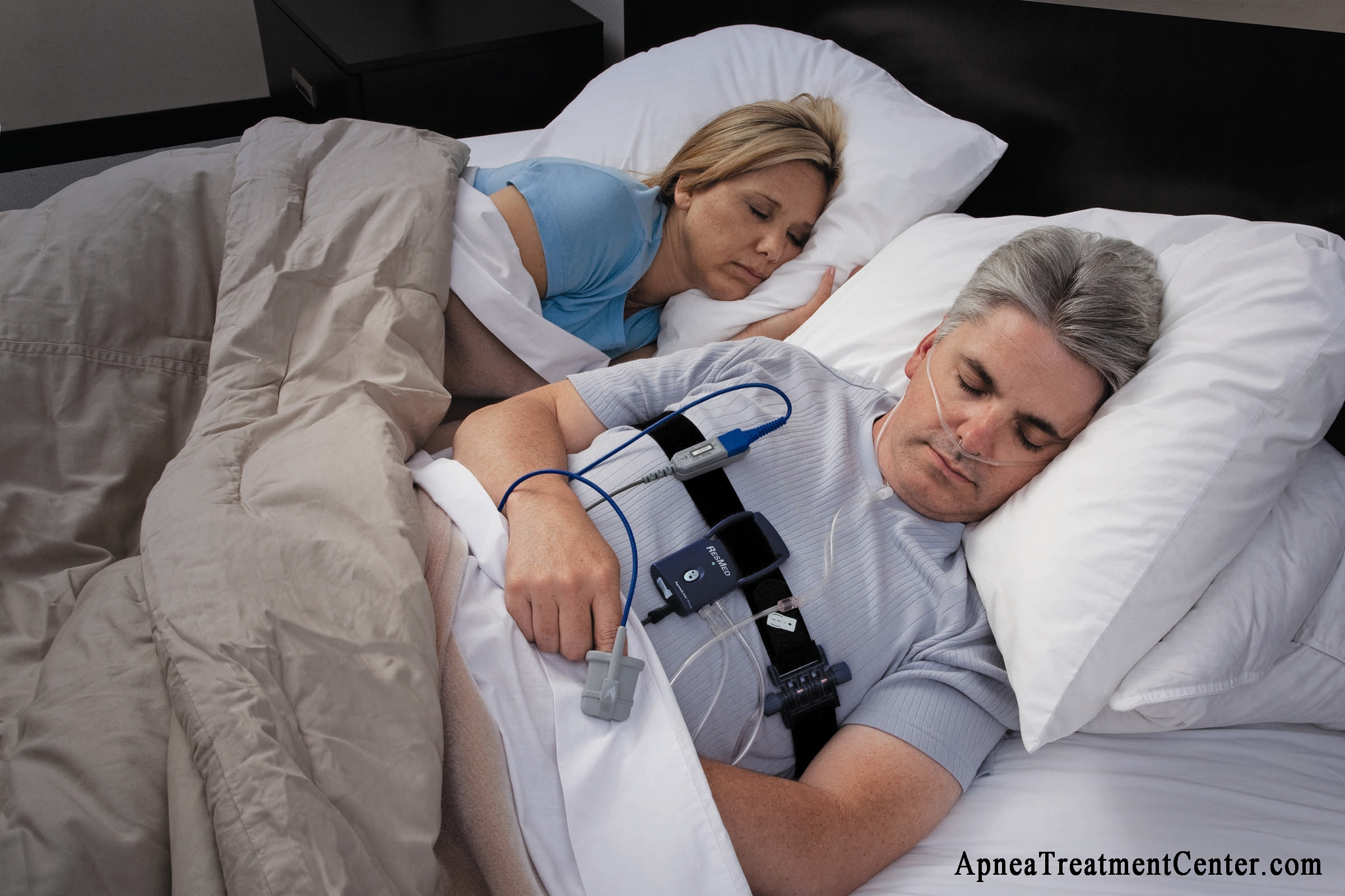 at-home sleep apnea test