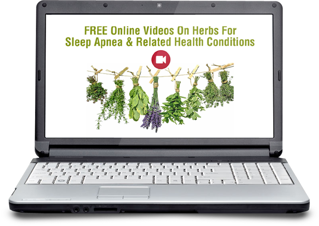 Free Online Videos on herbs for Sleep Apnea and Health Related Conditions