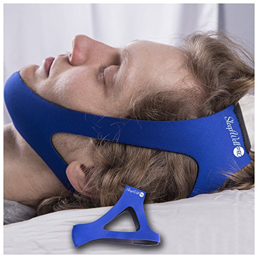 How Do Chin Straps for Snoring Work