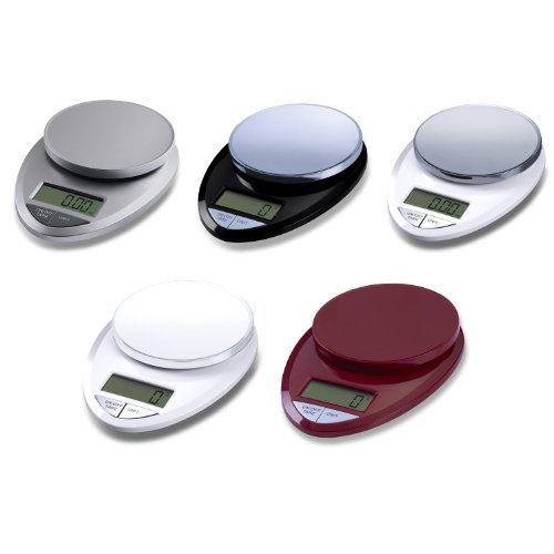 Precision Pro Digital Kitchen Scale from Eat Smart