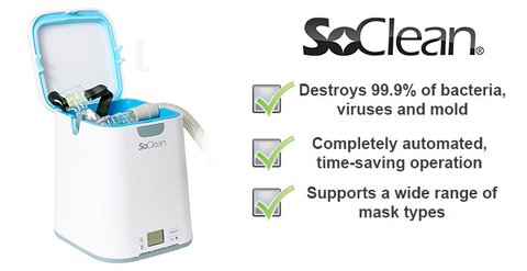 Soclean Cpap Reviews Is It Worth The Price Apnea