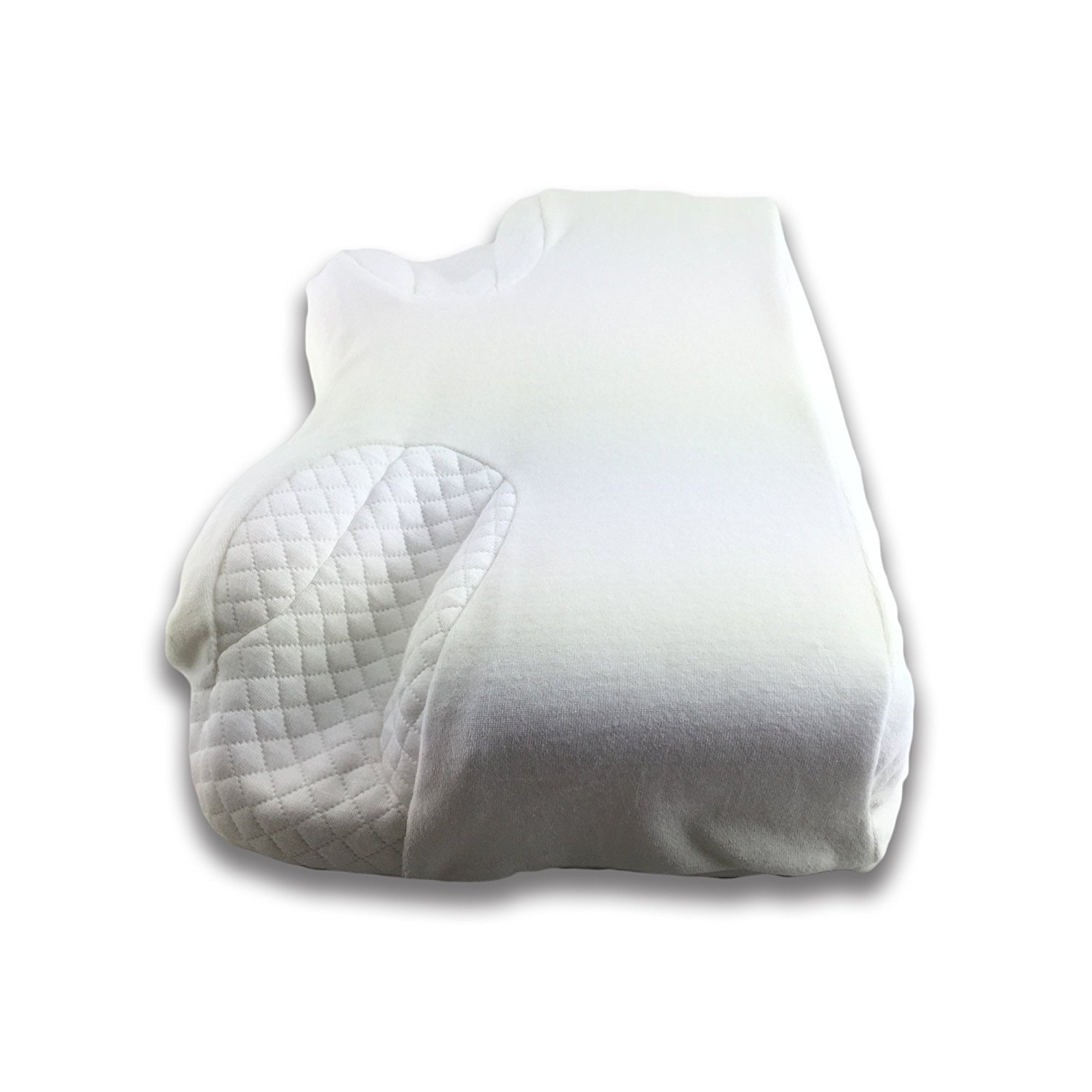 Pillow For CPAP, BiPAP, APAP Machine Users - Comfort for Side, Back, & Stomach Sleepers to Reduce Face