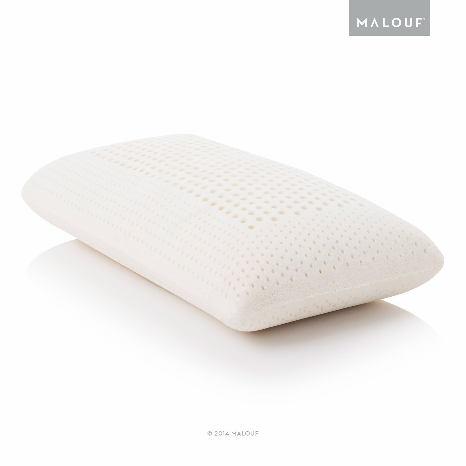 Z 100% Natural Talalay Latex Zoned Pillow