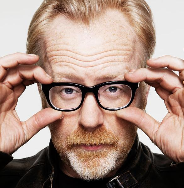 13. Adam Savage