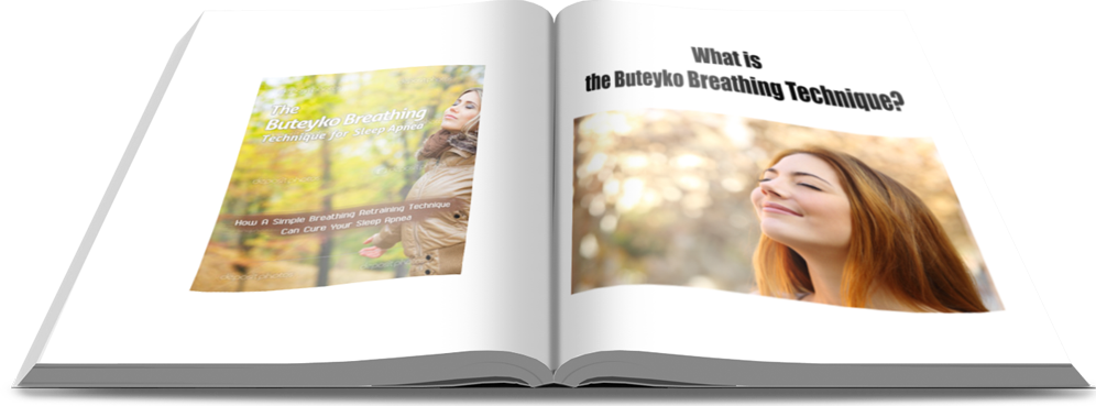 The Buteyko Breathing Technique For Sleep Apnea