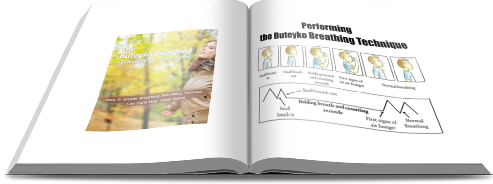 The Buteyko Breathing Technique For Sleep Apnea Technique