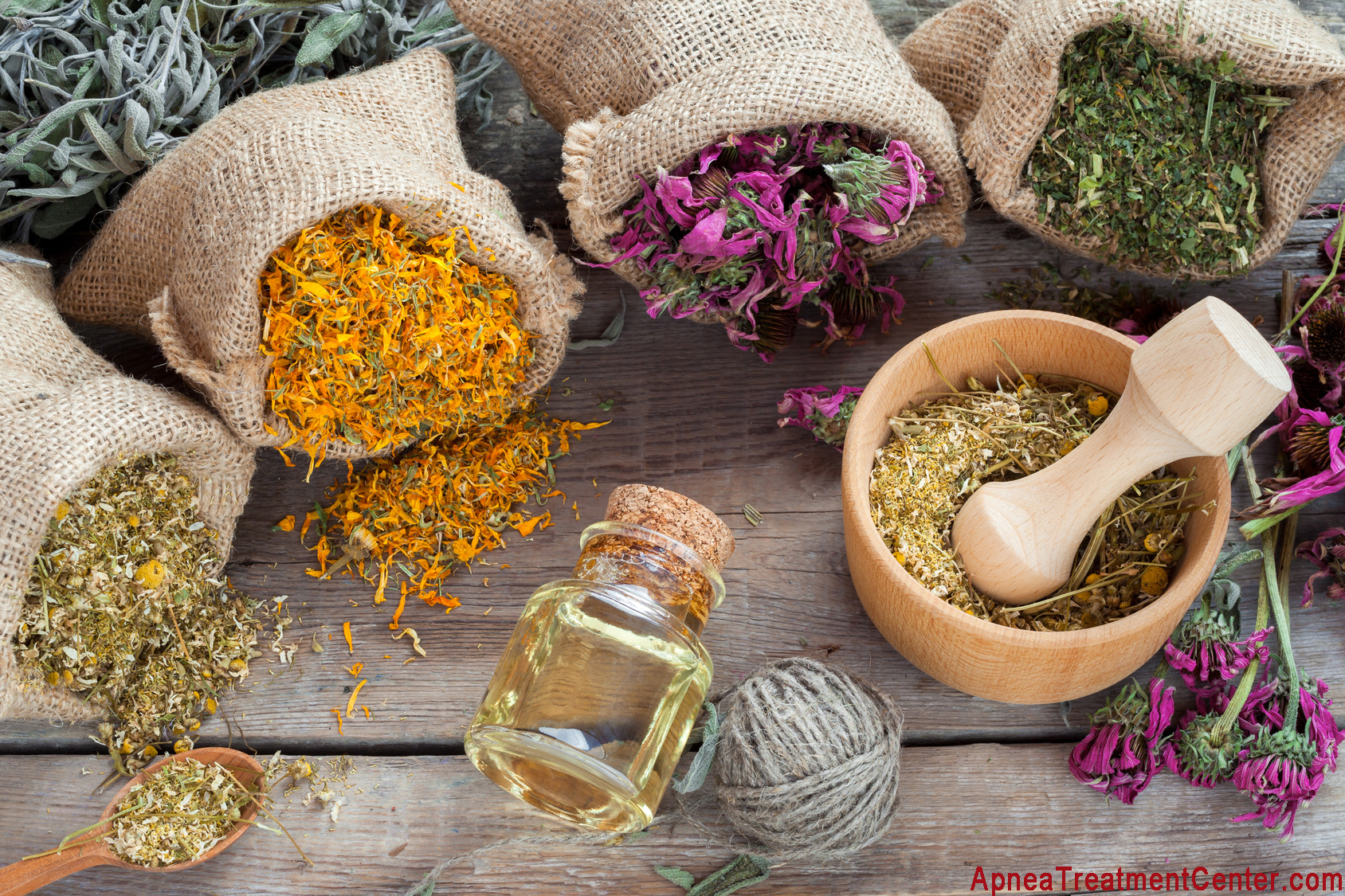 Herbal Treatments for Sleep Apnea: Pros and Cons