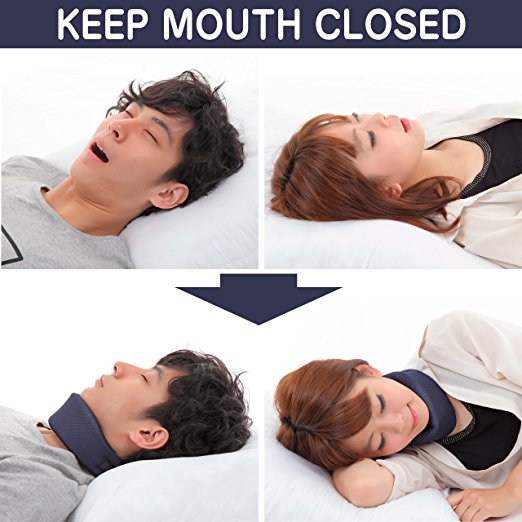 Anti Snore Neck Pillow by TrendSurf