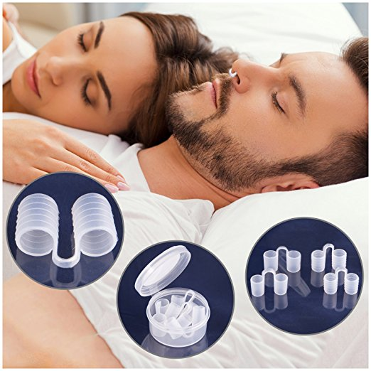 How Do Snoring Nose Strips and Vents Work