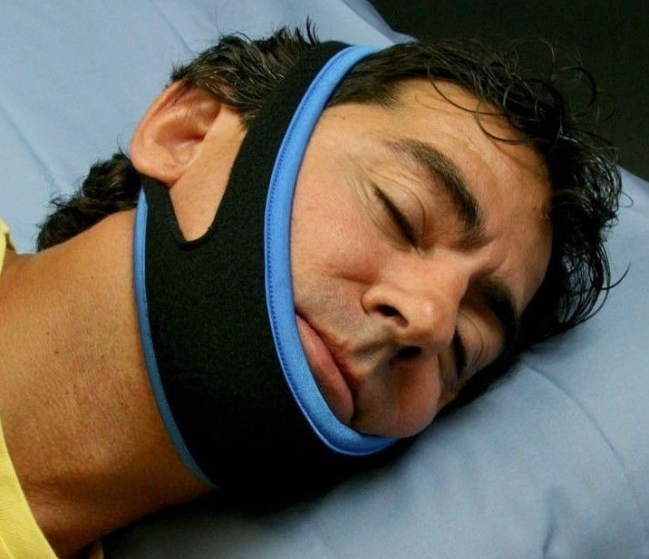 My Snoring Solution Chin Strap