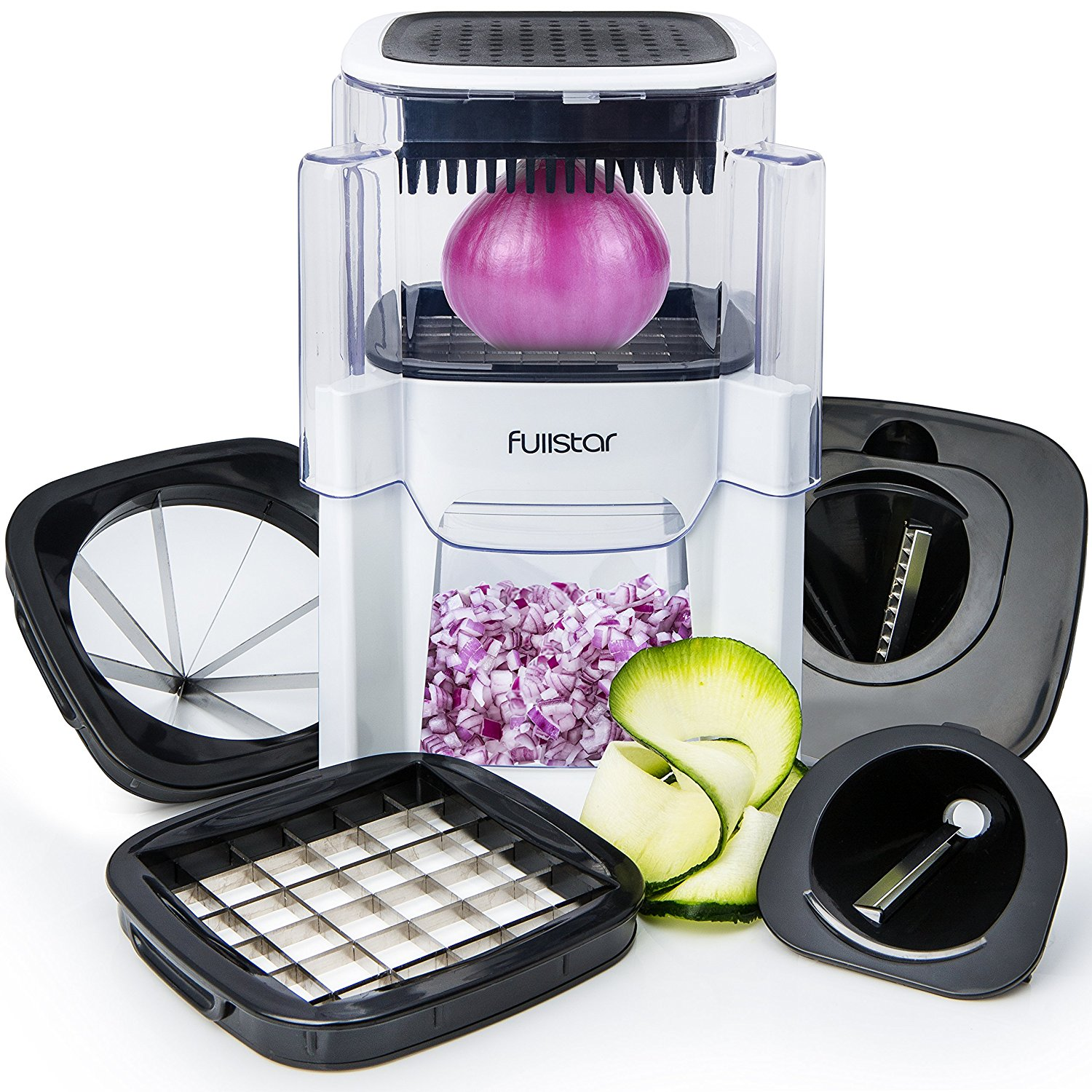 Vegetable Chopper 5 in 1 by Fullstar