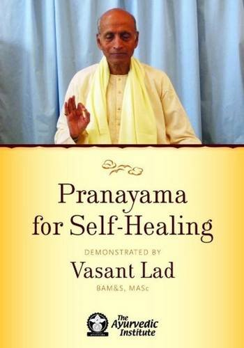 Pranayama for Self-Healing DVD