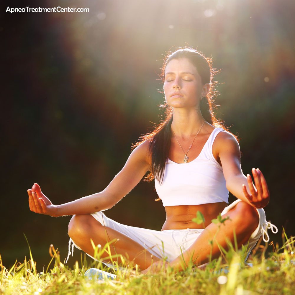 Yoga Breathing Exercises for Sleep Apnea