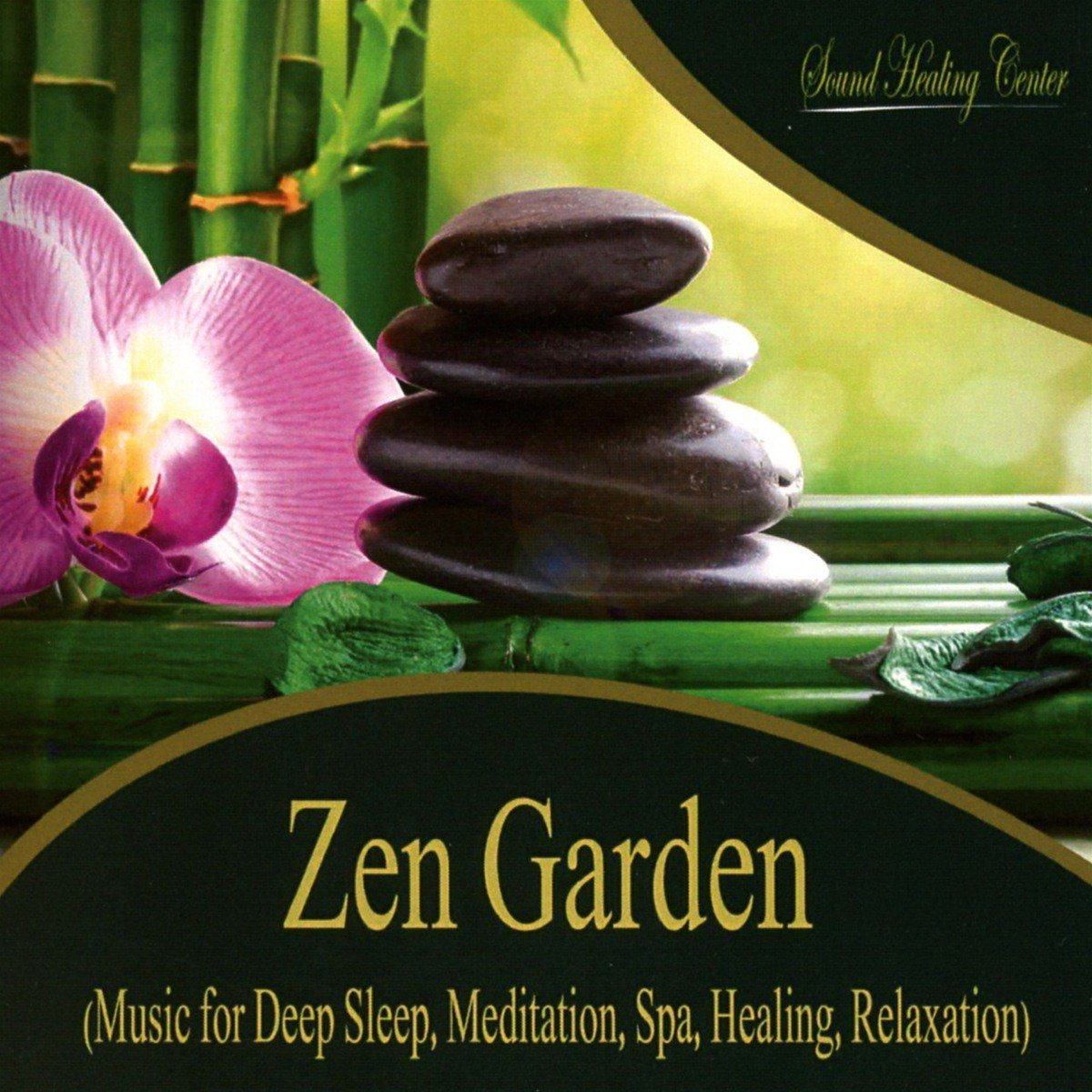 Zen Garden Audio CD