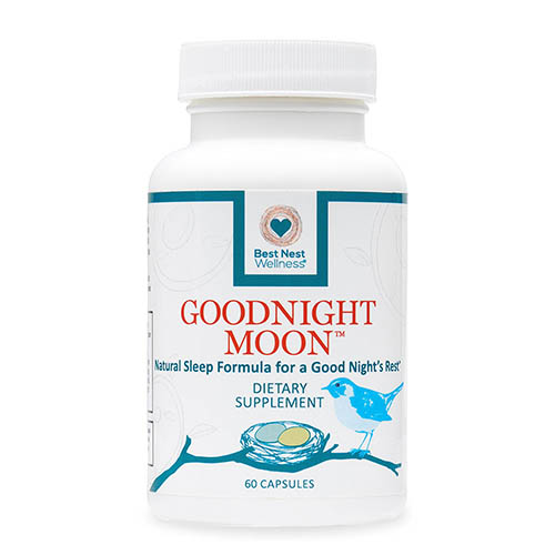 Goodnight Moon Natural Sleep Aid Sleeping Pills