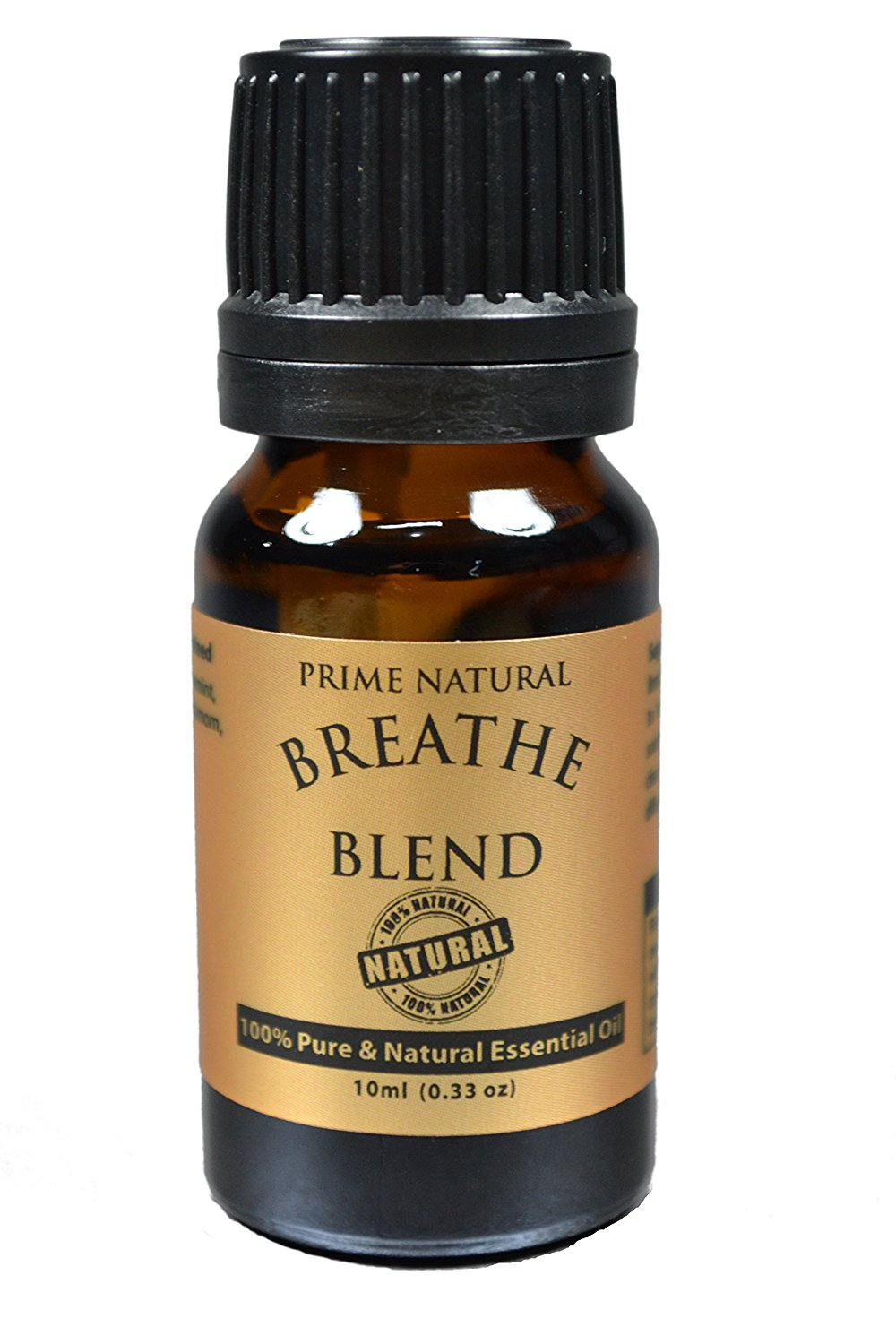 Breathe Essential Oil Blend 10ml