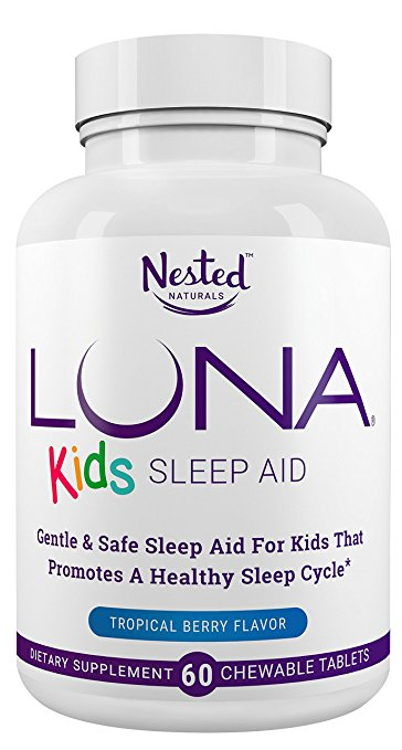 LUNA Kids Natural Sleep Aid
