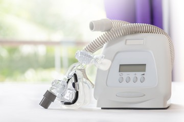 to deliver a constant airflow to people that have been diagnosed with obstructive sleep apnea