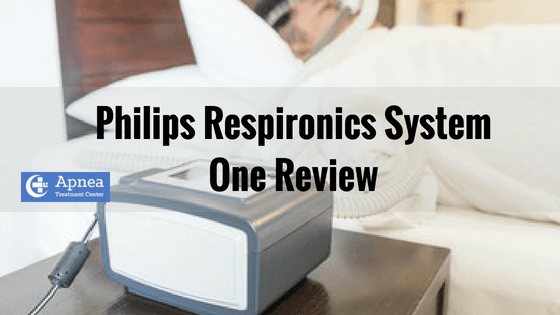 Philips Respironics System One Review