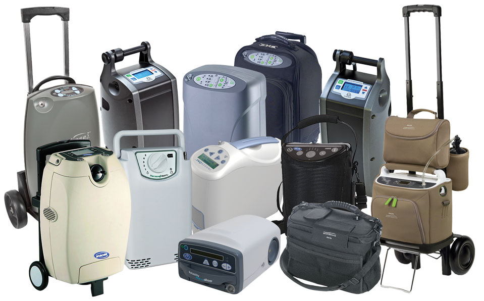 Comparison Guide: A Portable Oxygen Concentrator For Every Lifestyle