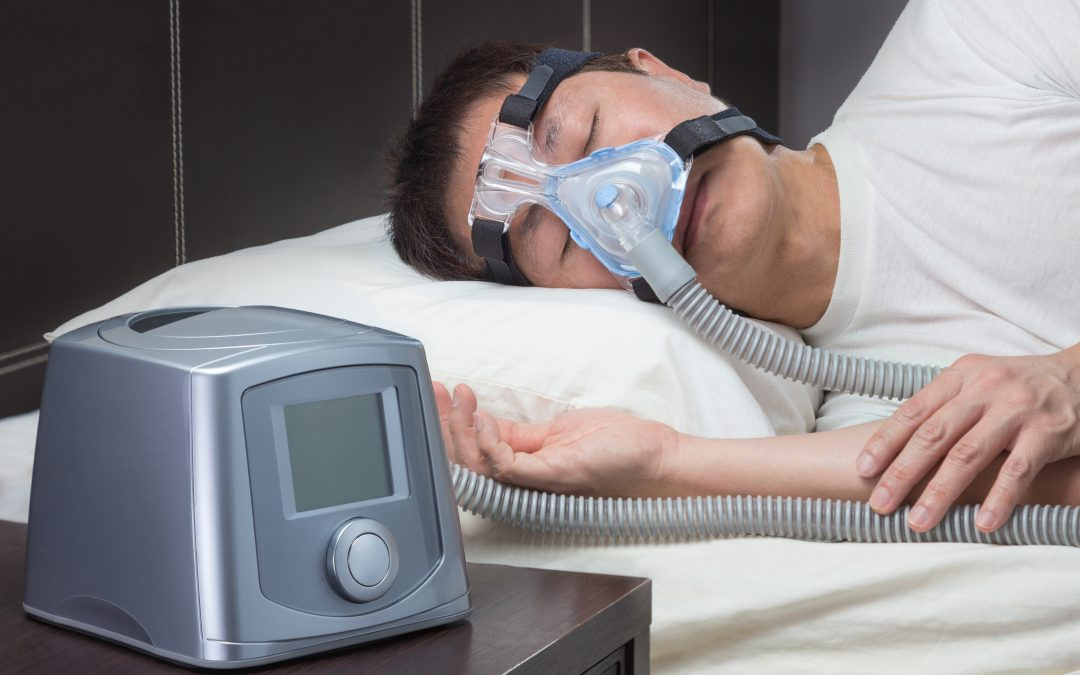 The CPAP Mask